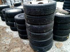 Dunlop SP LT 33. Летние, 2010 год, износ: 20%, 6 шт