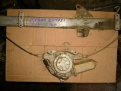 Стеклоподъемный механизм. Nissan Terrano, VBYD21 Двигатель TD27