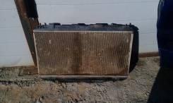 Радиатор охлаждения двигателя. Toyota RAV4, CLA21L