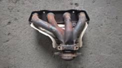 Коллектор выпускной. Toyota Corolla Fielder, ZZE124, ZZE123, ZZE122 Двигатель 1ZZFE