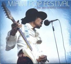 "CD Jimi Hendrix Experience ""Miami pop festival"" 1968 USA"