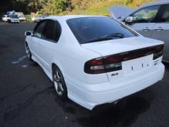 Задняя часть автомобиля. Subaru Legacy B4, BE5