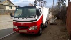 Toyota Toyoace. Продается Toyota Toyace 2003год, 4WD, МКП, ДВС 5L, ОТС, рефка., 3 000 куб. см., 1 500 кг.