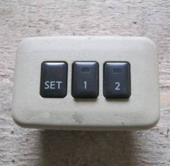Кнопка. Nissan Teana, J32R, J32