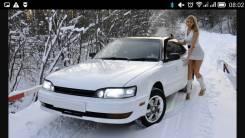 Toyota Camry. CB30, 3S