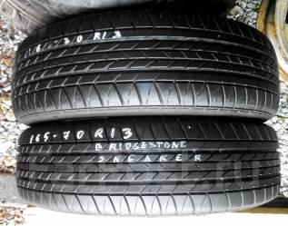 Bridgestone Sneaker. Летние, 2005 год, износ: 10%, 2 шт