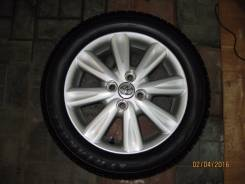 Оригинальное литьё Toyota c резиной. x15 4x100.00. Под заказ