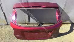Крышка багажника. Subaru XV