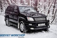 Накладка декоративная. Toyota Land Cruiser Prado