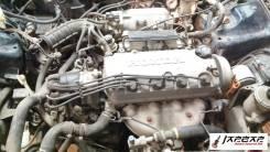 Двигатель. Honda Civic Aerodeck Двигатель D15Z8