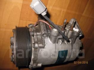 Компрессор кондиционера. Honda Accord, CL7 Двигатель K20A. Под заказ