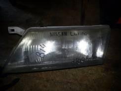 Фара. Nissan Lucino, B14