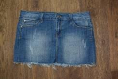 Юбки джинсовые. 40-44