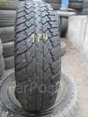 Bridgestone Dueler A/T. Летние, 2001 год, износ: 10%, 2 шт