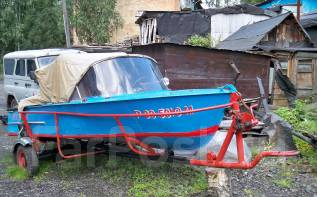 лодка мкм с водометом