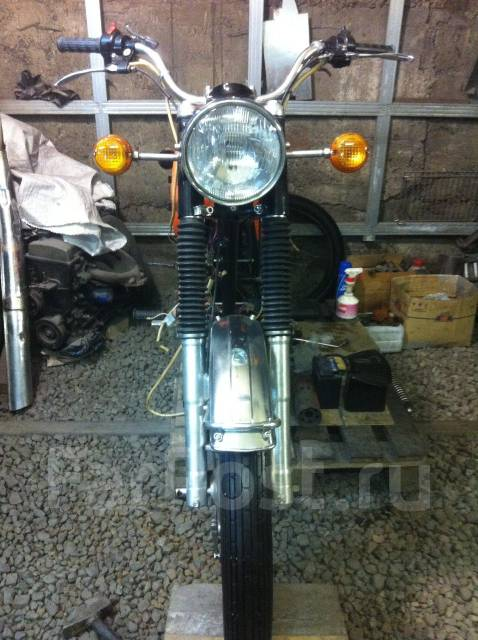 Иж Планета 3, мотоцикл 1972 купить в Балее, цена 23 000 руб. | 640x478