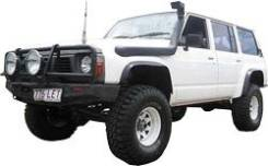 Шноркель. Nissan Safari, WYY60, WRGY60, VRY60, WRY60, VRGY60, WGY60, FGY60 Nissan Patrol Двигатели: TB42E, TB42S