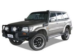 Шноркель. Nissan Safari Nissan Patrol, Y61 Двигатели: ZD30DDTI, TD42T