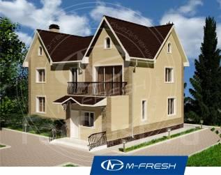 M-fresh Ideal. 200-300 кв. м., 2 этажа, 4 комнаты, бетон