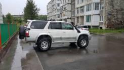 Шноркель. Toyota Hilux Surf, KDN185W, VZN185W, KZN185G, KZN185W, VZN180W, RZN180W Toyota Hilux Двигатели: 5VZFE, 3VZE, 3RZFE
