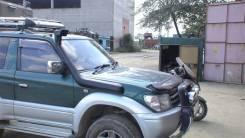 Шноркель. Toyota Land Cruiser Prado Двигатель 5VZFE