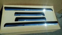 Молдинги боковые на двери Toyota Prado 150 2009-2015 + 0826660080C0