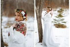 Фото + Видео на свадьбу (осень, зима всего 15000 загс + прогулка)