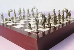 Kоллекционные шахматы (отправка по РФ). Оригинал