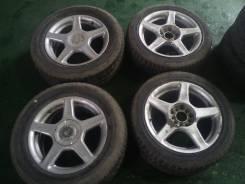 Комплект колес 205/215-16. 7.0x16 5x100.00, 5x114.30 ET48 ЦО 73,0мм.