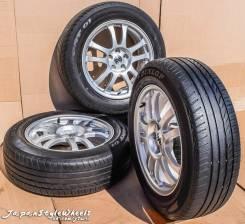 Enkei R18x7J PCD 5x114,3 ET45 / лето Dunlop Spsport 01 225/60. 5x114.30 ET45