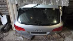 Крышка багажника. Audi Q7