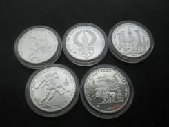 Монеты Олимпиада-80