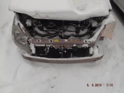 Рамка радиатора. Toyota Vitz, NCP10 Двигатель 2NZFE