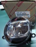Фара противотум. RH (LED) CAMRY/NX200T/300H/LX460/570/LC200/LC Prado 150 13-