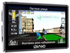 GPS навигатор Lexand SA5 HD 5.0 лицензия Navitel Россия