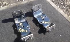 Крепление заднего стекла. Honda CR-V, RD2, RD1