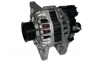 Генератор. Hyundai: i20, i30, Accent, Veloster, Elantra, Avante, HD, Solaris Kia: Cerato, Venga, Forte, Soul, cee'd, Shuma, Carens Двигатели: G4F...