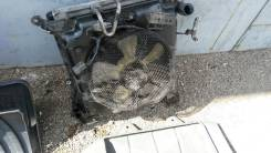 Радиатор кондиционера. Toyota Hiace, KZH100G, KZH106G, KZH106W, KZH110G, KZH116G Двигатель 1KZTE