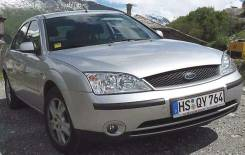 Ford Mondeo. B4Y, CJBA CJBB DURATEK