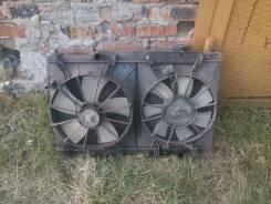 Радиатор охлаждения двигателя. Honda Stream