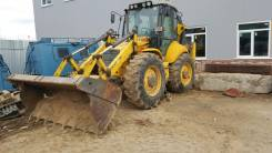 New Holland LB115.B. New Holland LB115B, 4 500 куб. см., 1,30 куб. м.