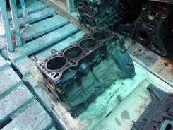 Блок цилиндров. Mazda Familia Mazda Familia S-Wagon Двигатель ZL