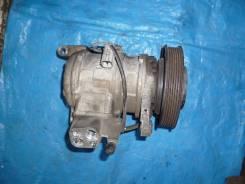 Компрессор кондиционера. Toyota Mark II, JZX81 Двигатель 1JZGTE
