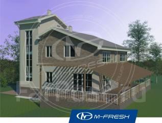 M-fresh Juce life (Покупайте сейчас со скидкой 20%! Узнайте! ). 400-500 кв. м., 2 этажа, 8 комнат, бетон