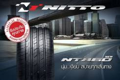 Nitto NT860. Летние, без износа, 4 шт