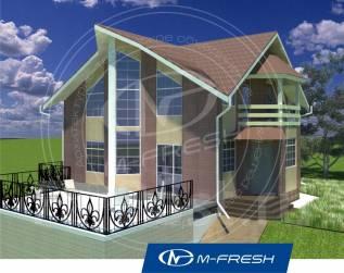 M-fresh Amsterdam. 100-200 кв. м., 1 этаж, 5 комнат, каркас