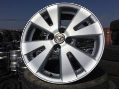 Toyota. 5.5x16, 4x100.00, ET39, ЦО 54,0мм.