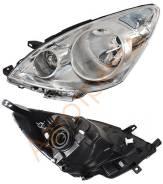 Фара. Nissan Note, ZE11, E11, NE11 Двигатели: CR14DE, XH1, HR16DE, HR15DE