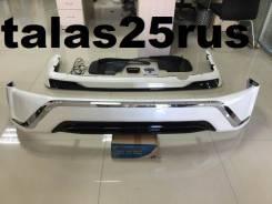 Обвес кузова аэродинамический. Toyota Land Cruiser, UZJ200W, URJ202, URJ202W, VDJ200, UZJ200