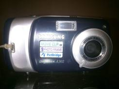 Samsung Digimax. Менее 4-х Мп, зум: 3х